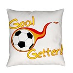 Goal Getter Everyday Pillow