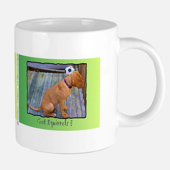 Dogue Puppy Large Mugs