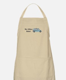 Moms Taxi My Other Ride Apron