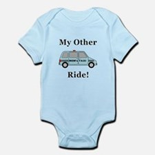 Moms Taxi My Other Ride Infant Bodysuit