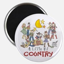 Little Bit Country Magnets