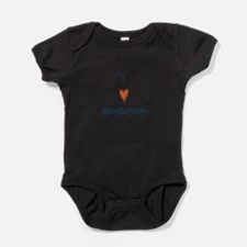 Cute Parents Baby Bodysuit