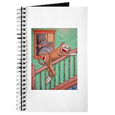 Bubba the Sock Monkey Journal
