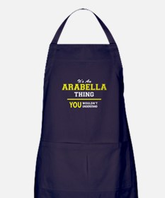 ARABELLA thing, you wouldn't understa Apron (dark)