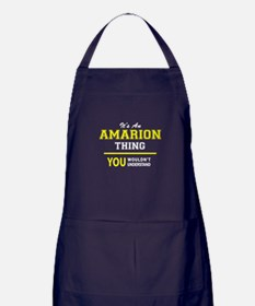 AMARION thing, you wouldn't understan Apron (dark)