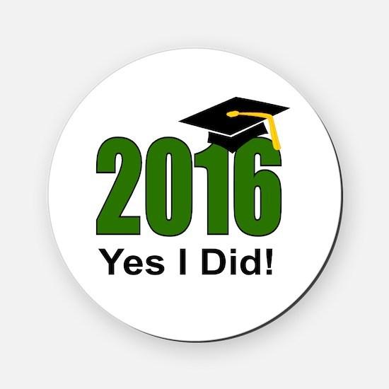 Seniors class 2016 Cork Coaster