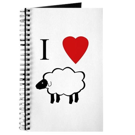 I Heart Sheep Journal