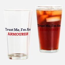 Trust me, I'm an Armourer Drinking Glass