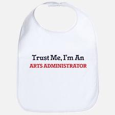 Trust me, I'm an Arts Administrator Bib