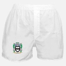 Kimble Coat of Arms - Family Crest Boxer Shorts