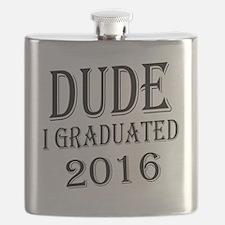 Cute Graduation Flask