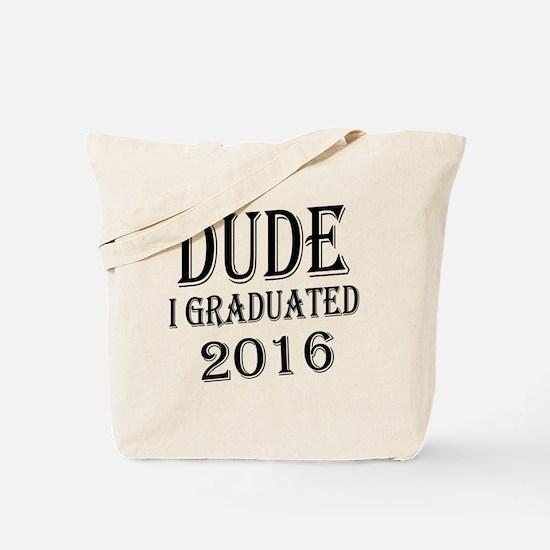 Cute High school graduate Tote Bag