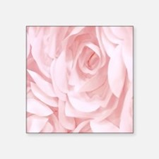 Material Rose Sticker