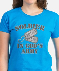 Soldier God's Army Tee