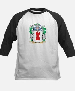 Kinzie Coat of Arms - Family Crest Baseball Jersey