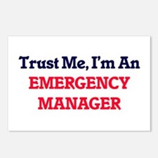 Trust me, I'm an Emergenc Postcards (Package of 8)