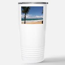 Unique Puerto rico beach Travel Mug