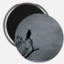 Majestic Crow Magnets
