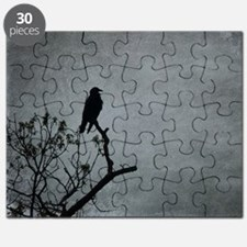 Majestic Crow Puzzle