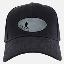 Majestic Crow Baseball Hat