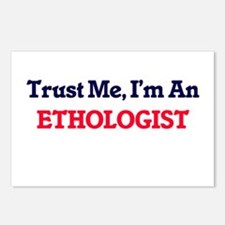 Trust me, I'm an Ethologi Postcards (Package of 8)