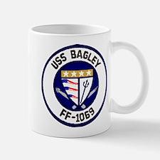 USS Bagley FF-1069 Mug