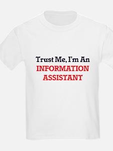 Trust me, I'm an Information Assistant T-Shirt