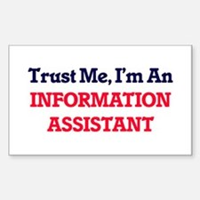 Trust me, I'm an Information Assistant Decal