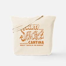 The Dirty Sanchez (Orange Pri Tote Bag