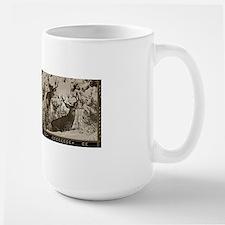 Rustic Mule deer Mugs