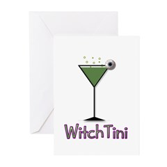 Witchtini Greeting Cards (Pk of 20)