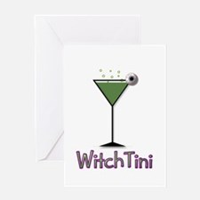 Witchtini Greeting Card