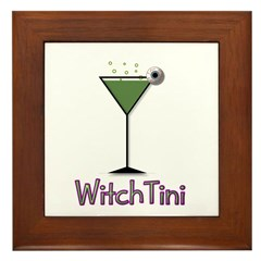 Witchtini Framed Tile