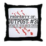 Outpost #31 Throw Pillow