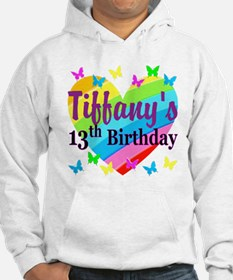 PERSONALIZED 13TH Hoodie