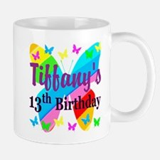PERSONALIZED 13TH Mug