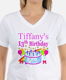 PERSONALIZED 13TH Shirt