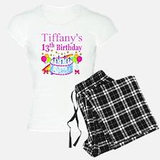 PERSONALIZED 13TH Pajamas