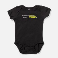Dads Taxi My Other Ride Baby Bodysuit