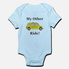 Dads Taxi My Other Ride Infant Bodysuit