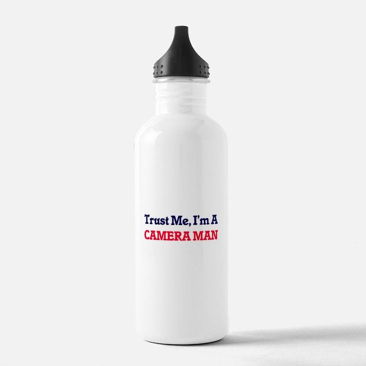 Trust me, I'm a Camera Water Bottle