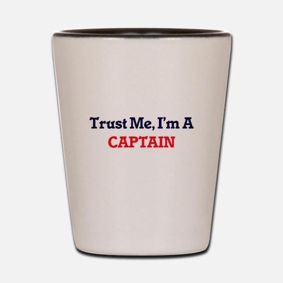 Trust me, I'm a Captain Shot Glass