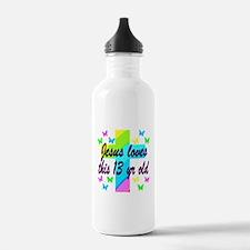CHRISTIAN 13TH Water Bottle