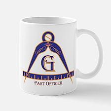 Past Officer w/24 inch Gage Mug