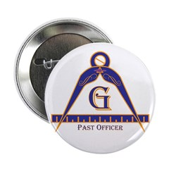 Past Officer w/24 inch Gage Button