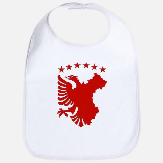 Shqipe - Autochthonous Flag Bib