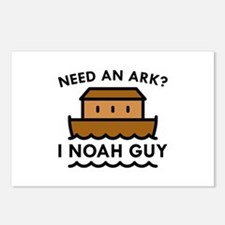 Need An Ark? Postcards (Package of 8)
