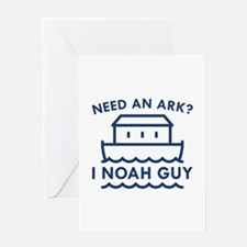 Need An Ark? Greeting Card