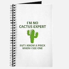 I'm No Cactus Expert Journal
