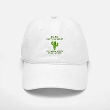 I'm No Cactus Expert Cap